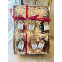 Gin Miniature Heart Hamper