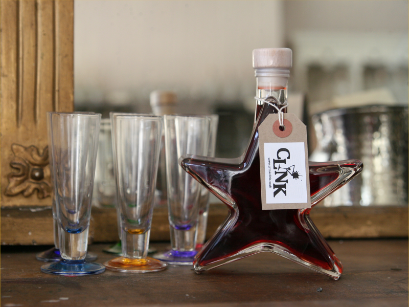 200ml Star Bottle